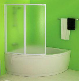 Шторка на ванну Kolpa San Quat TP 108