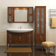 Комплект мебели для ванной Opadiris Мираж 120