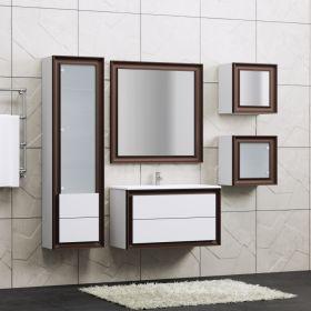 Комплект мебели для ванной Opadiris Капри 90