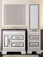 Комплект мебели для ванной Opadiris Оникс 80