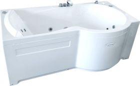 Акриловая ванна Radomir Валенсия (170х95) без гидромассажа