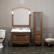 Комплект мебели для ванной Opadiris Лоренцо 100 светлый орех