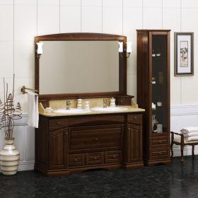 Комплект мебели для ванной Opadiris Лучия 150