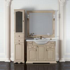 Комплект мебели для ванной Opadiris Риспекто 105